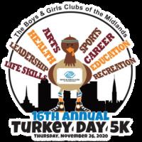 Turkey Day 5k Logo